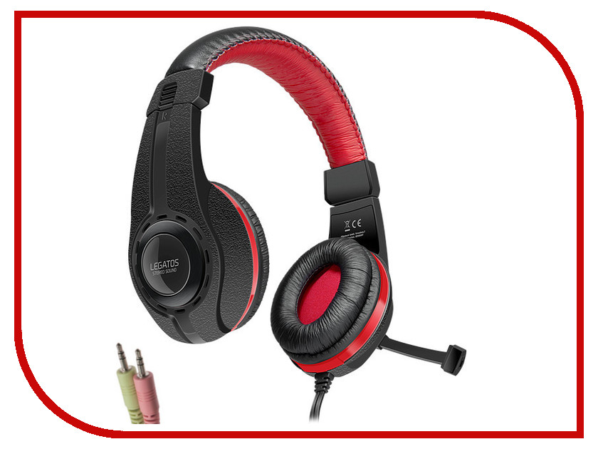 Гарнитура Speed-Link SL-860000 LEGATOS Stereo Gaming Headset<br>