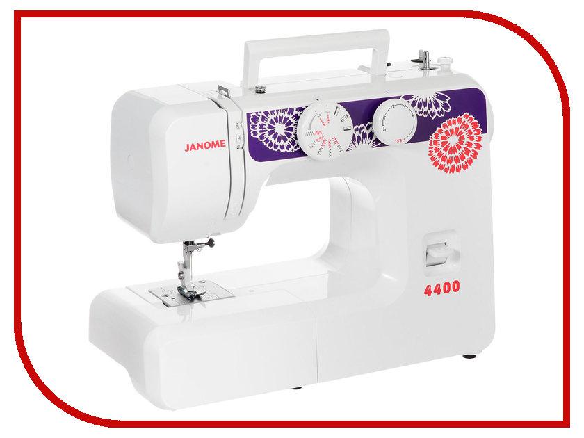 4400  Швейная машинка Janome 4400