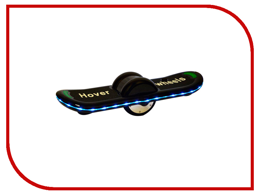 Скейт Wmotion Hover wheels Black<br>