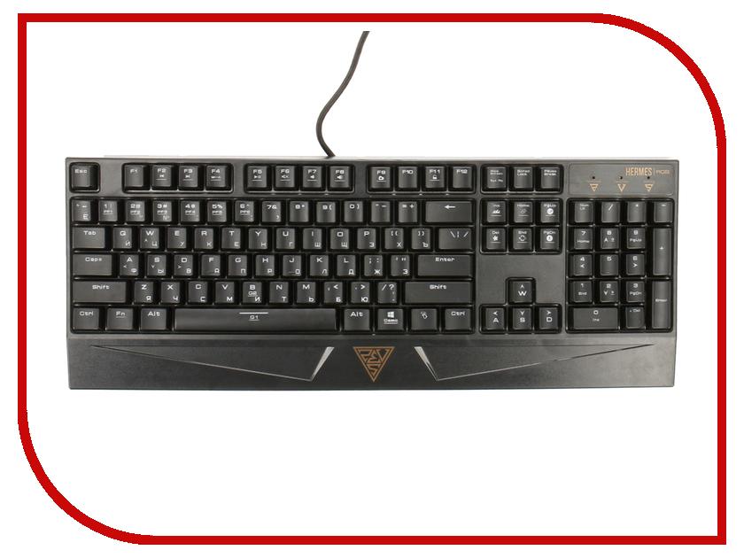Клавиатура Gamdias HERMES RGB GKB1050