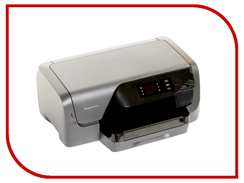 Принтер HP OfficeJet Pro 8210 принтер hewlett packard hp officejet 100 moblie