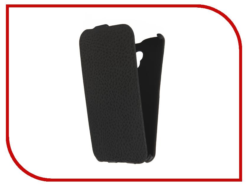 Аксессуар Чехол Meizu M3 Note Cojess Ultra Slim Экокожа Флотер Black<br>