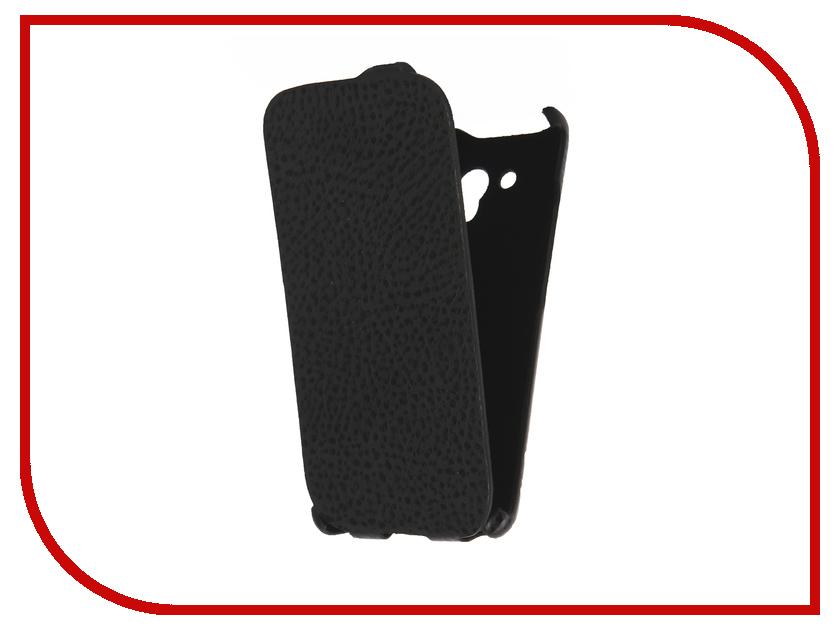 Аксессуар Чехол Cojess for Alcatel OneTouch 5025D POP 3 Ultra Slim Экокожа Флотер Black