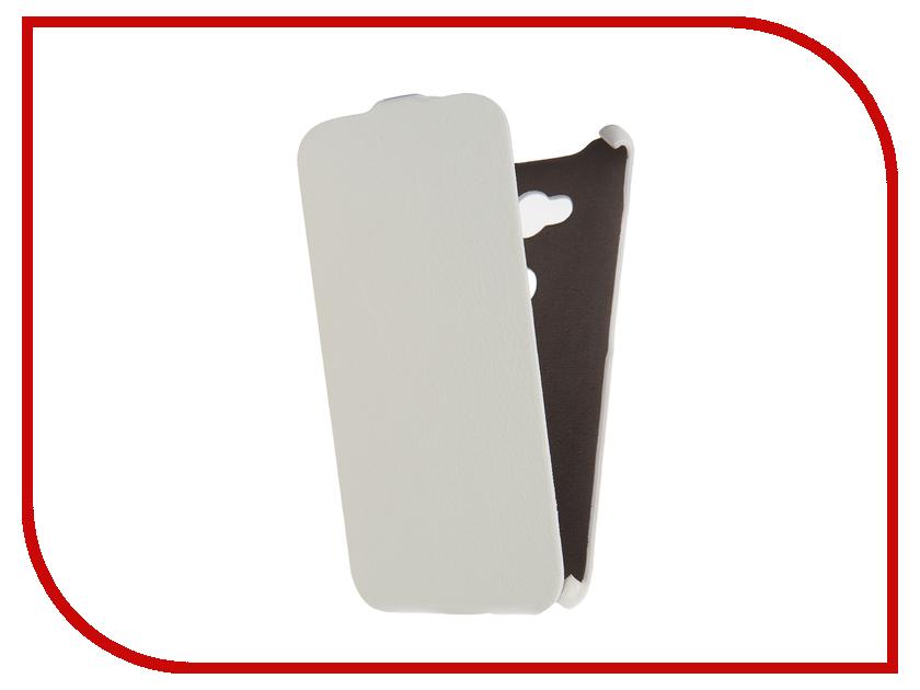 ��������� ����� Huawei Honor 5X Cojess Ultra Slim ������� ������ White