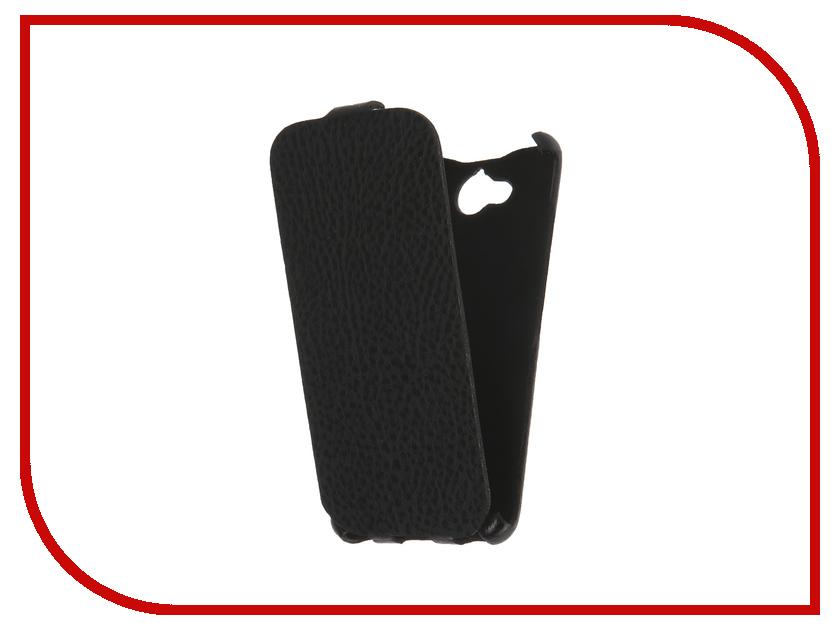 Аксессуар Чехол Huawei Honor 4C Pro Cojess Ultra Slim Экокожа Флотер Black<br>