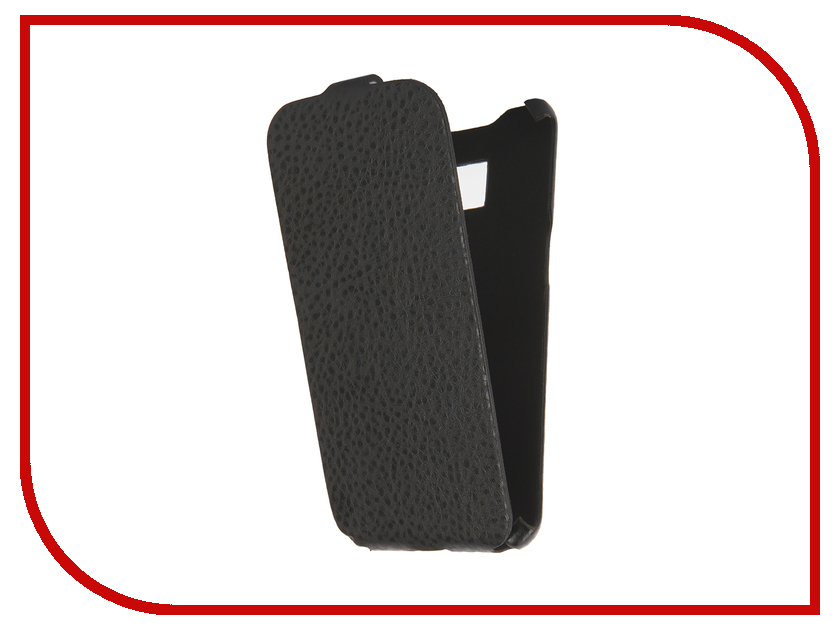 Аксессуар Чехол Cojess for Samsung Galaxy S7 Edge SM-G935F Ultra Slim Экокожа Флотер Black<br>