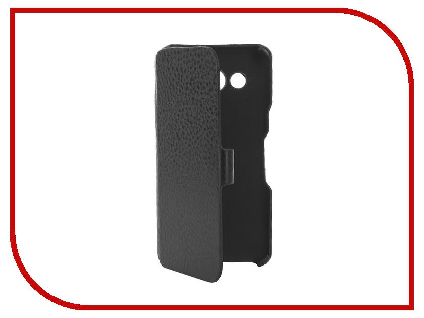 Аксессуар Чехол Samsung Galaxy J5 2016 Cojess Ultra Slim Экокожа Флотер Black<br>