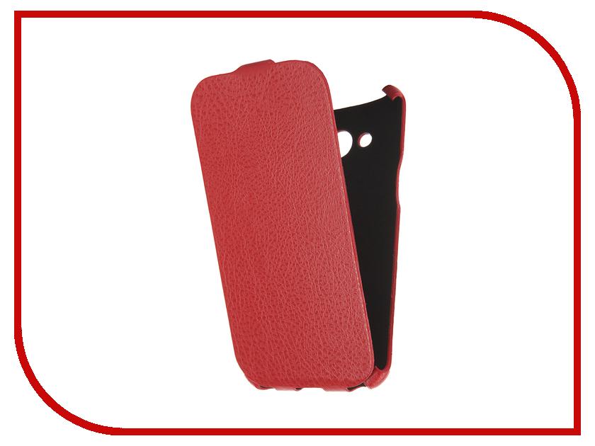Аксессуар Чехол Samsung Galaxy J3 2016 Cojess Ultra Slim Экокожа Флотер Red аксессуар чехол samsung galaxy j3 2017 cojess tpu 0 3mm transparent
