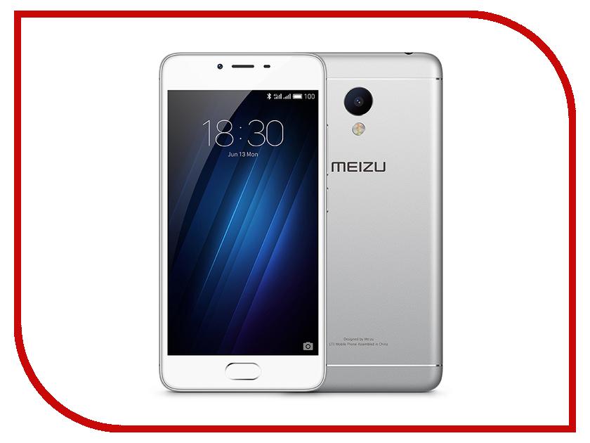 Сотовый телефон Meizu M3s Mini 16Gb Silver<br>