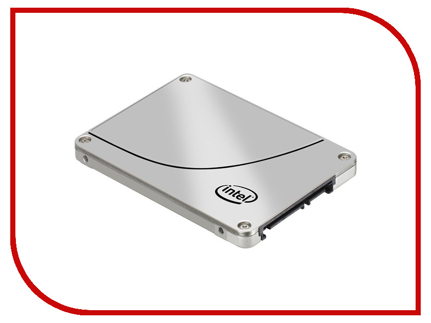 Жесткий диск 100Gb - Intel S3610 Series SSDSC2BX100G401 intel e97378 001