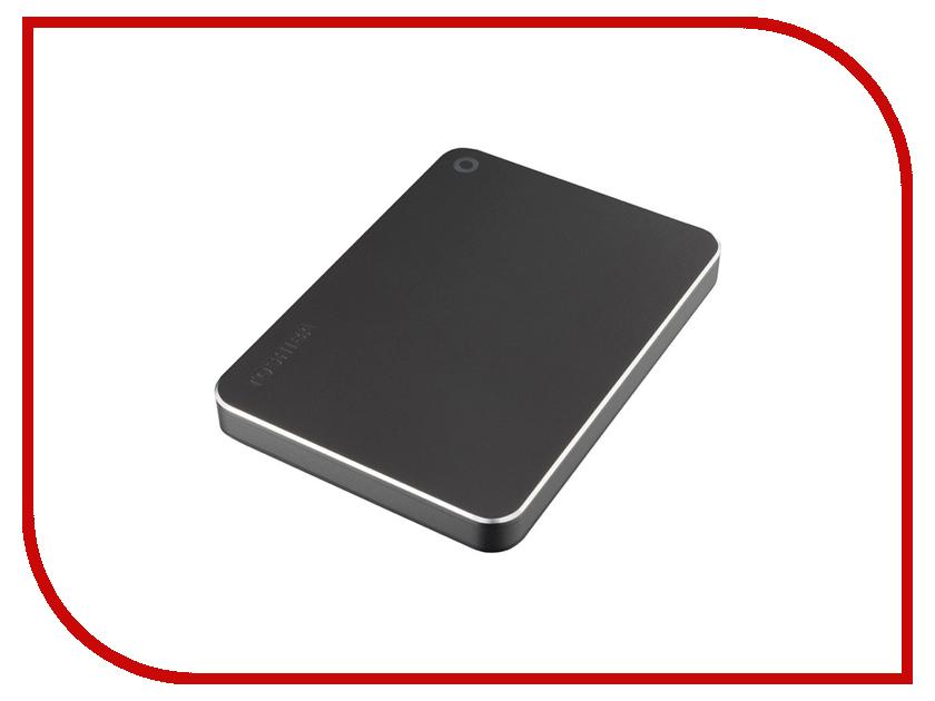 Жесткий диск Toshiba Canvio Premium 1Tb Grey HDTW110EB3AA