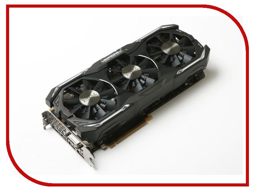 Видеокарта Zotac GeForce GTX 1070 1632Mhz PCI-E 3.0 8192Mb 8208Mhz 256 bit DVI HDMI HDCP ZT-P10700B-10P