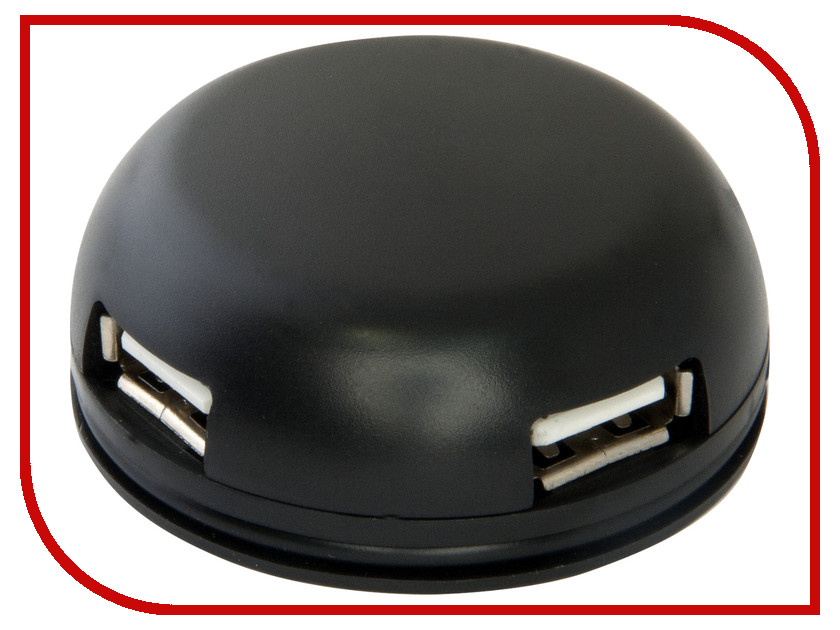 Хаб USB Defender Quadro Light USB 4-ports 83201<br>