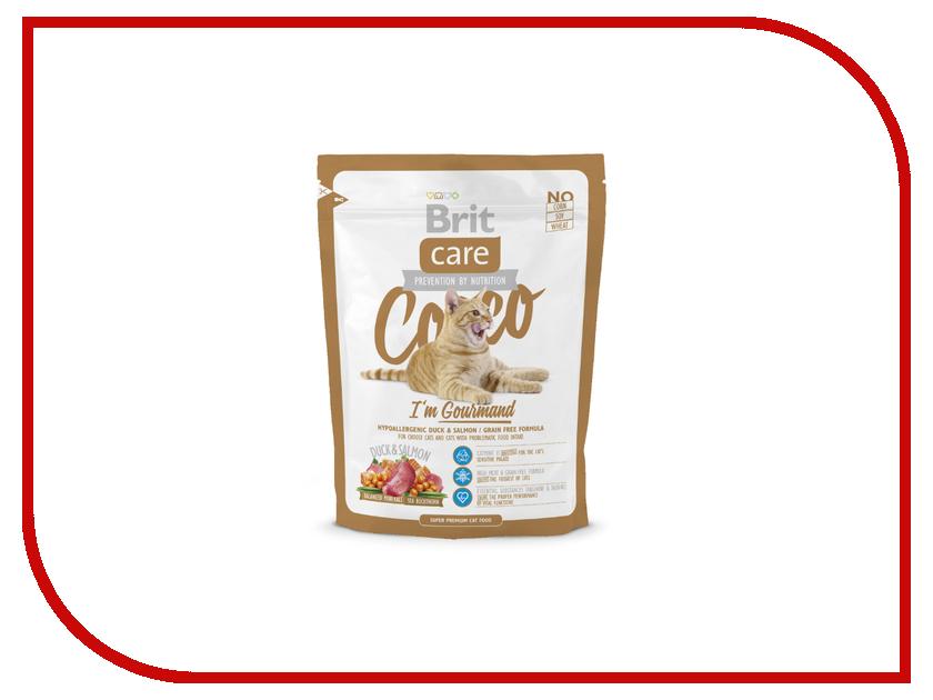 Корм Brit Care Cat Cocco Gourmand 0.4kg для кошек 132629/5777<br>