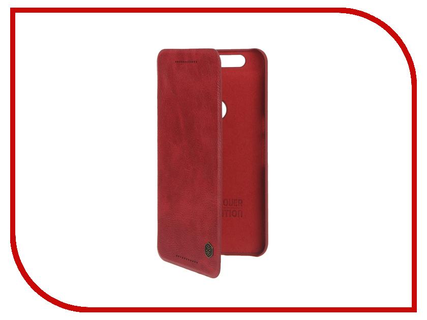 ��������� ����� Huawei Nexus 6P Nillkin Qin Red