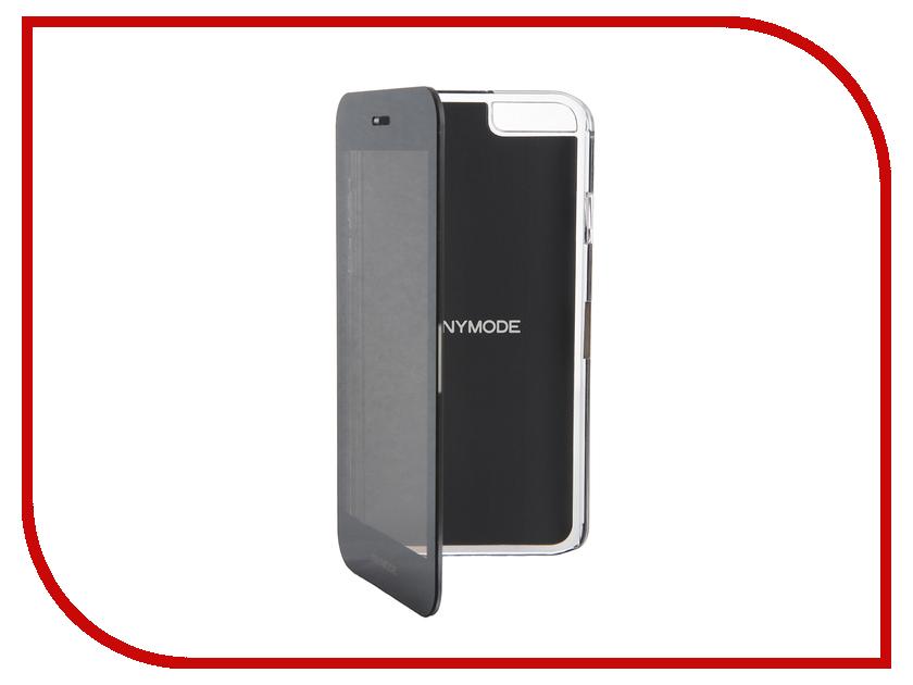 Аксессуар Чехол Anymode Metal ME-IN для APPLE iPhone 6/6S 4.7 FACO000KBK Black Metalic<br>