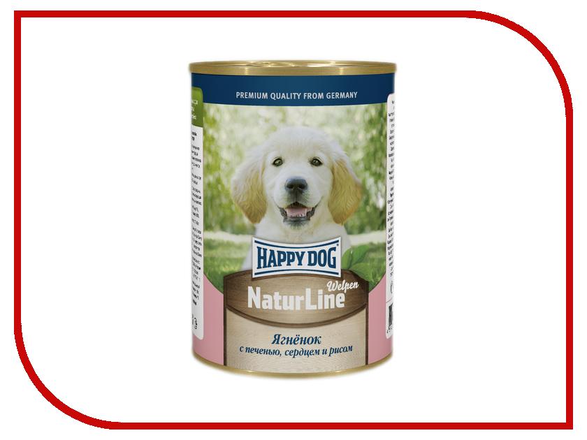 Корм Happy Dog Ягнёнок с печенью 400g 72189 для щенков<br>
