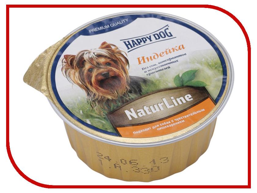 Корм Happy Dog Индейка 125g 71503