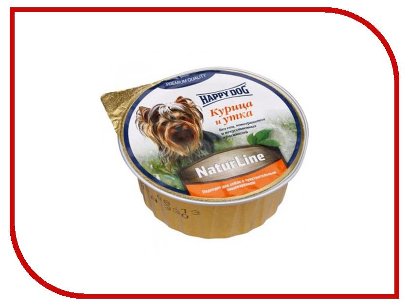 Корм Happy Dog Курица/Утка 125g 71505<br>