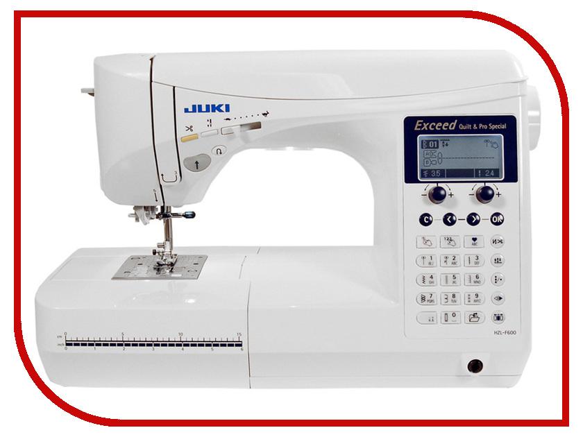 Швейная машинка Juki HZL-F 600 купить коверлок juki mo 735