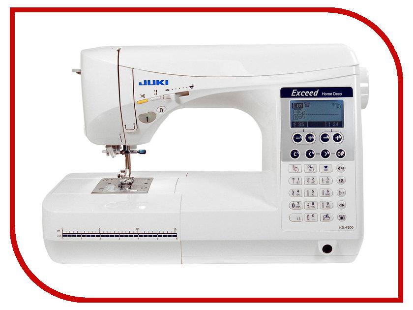 Швейная машинка Juki HZL-F 300 купить коверлок juki mo 735