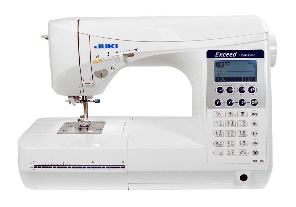 Швейная машинка Juki HZL-F 300 швейная машина juki hzl f300