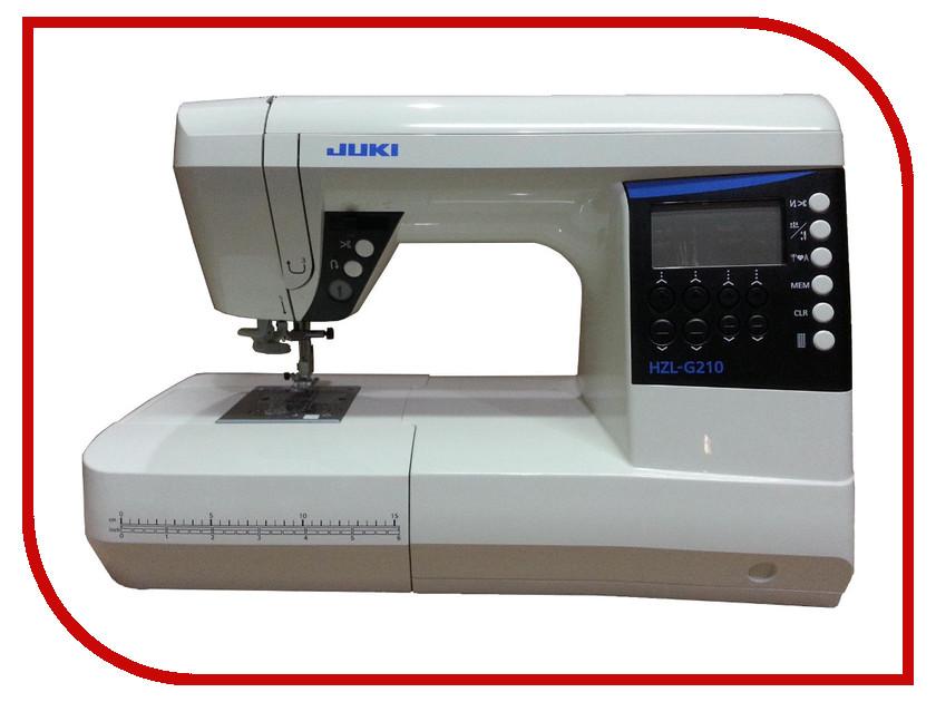 Швейная машинка Juki HZL-G210<br>