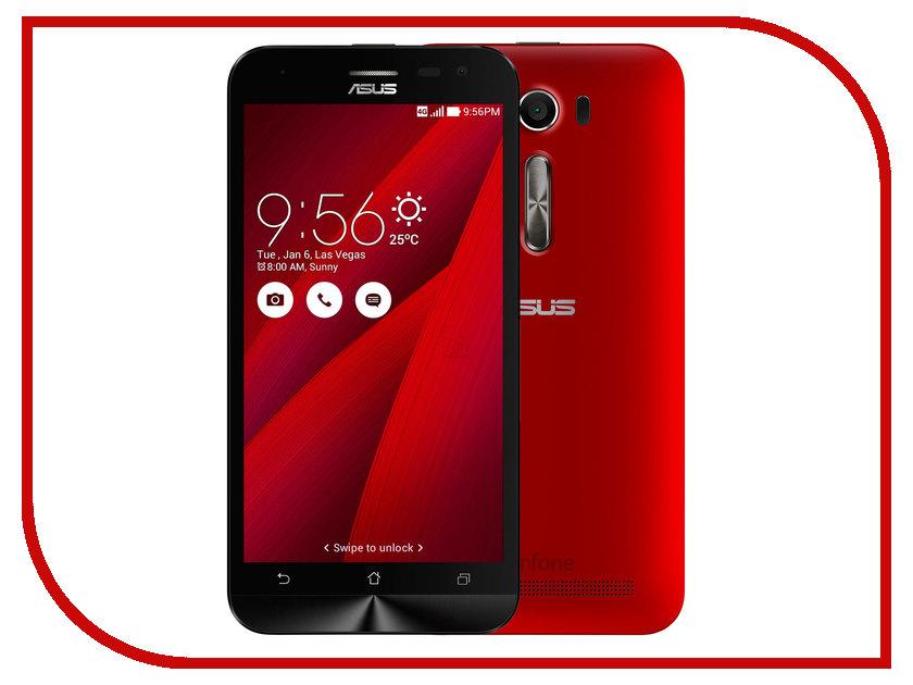 Сотовый телефон ASUS ZenFone 2 Laser ZE500KL 32Gb Red<br>