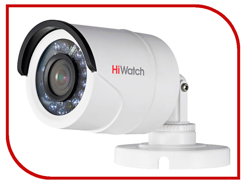 AHD камера HikVision HiWatch DS-T200 2.8mm