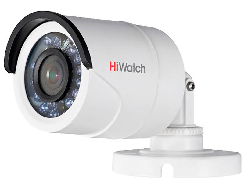 Аналоговая камера HiWatch DS-T200 2.8mm
