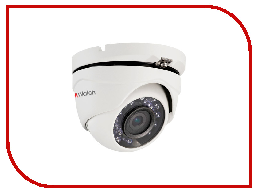 AHD камера HikVision HiWatch DS-T203 (2.8 mm)