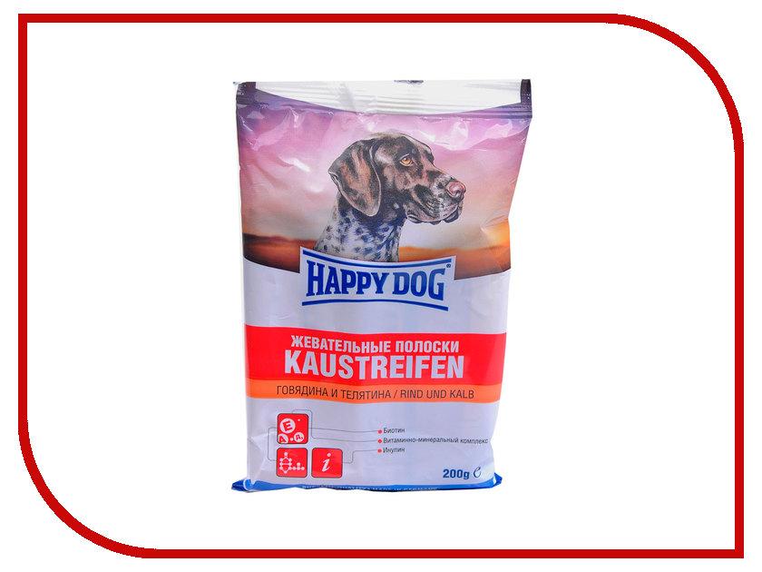 Лакомство Happy Dog Говядина/Телятина 200g 190102/0098<br>