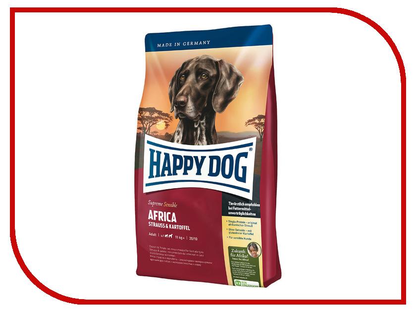Корм Happy Dog Мясо страуса 4kg 03547<br>