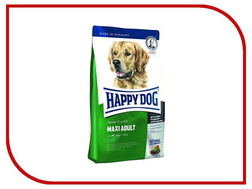 Корм Happy Dog Adult Maxi 4kg 60014 для собак крупных пород от 26kg<br>