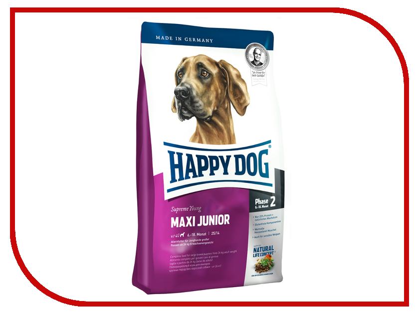 Корм Happy Dog Maxi Junior GR 23 15kg 03429 для щенков<br>