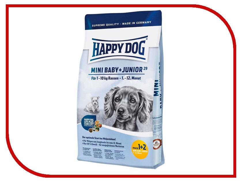 Корм Happy Dog Mini 4kg 03413/4938 для щенков<br>