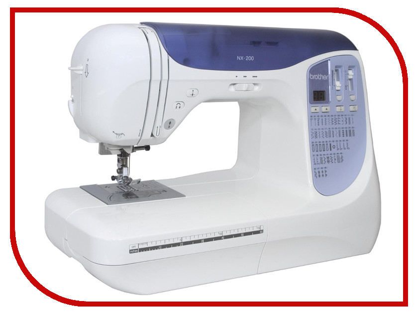 Швейная машинка Brother NX-200 zen essence
