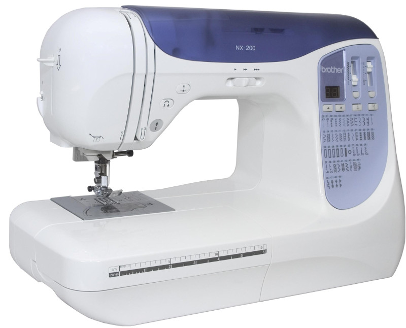 Швейная машинка Brother NX-200 brother nx 200