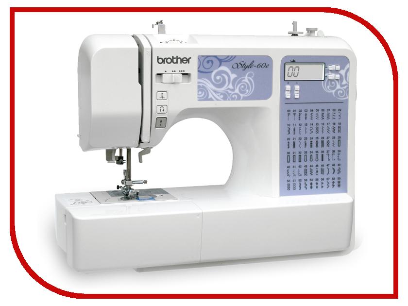 Швейная машинка Brother Style 60e швейная машинка brother comfort 40e