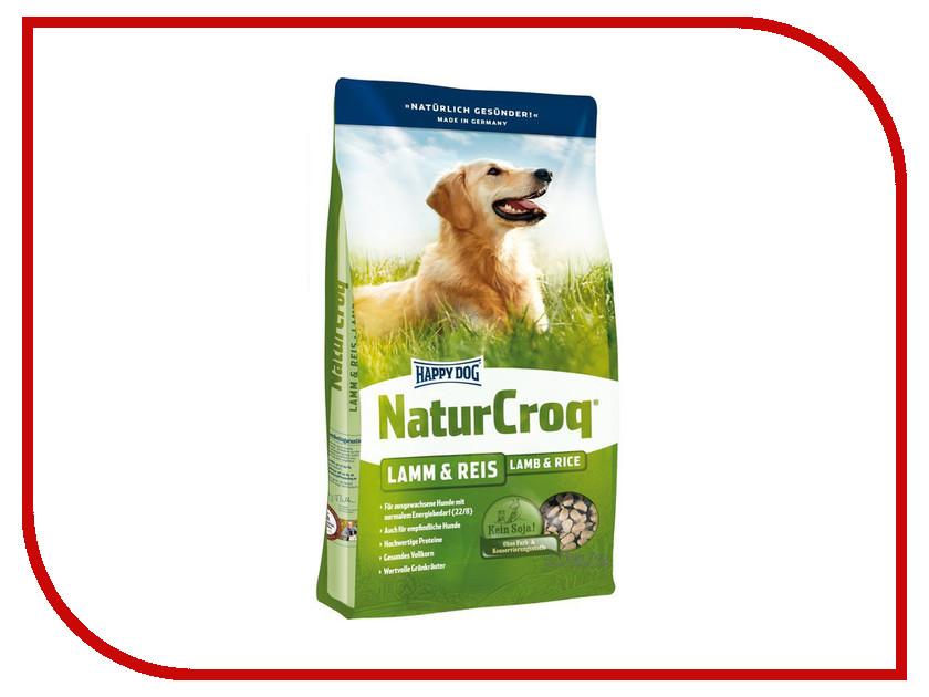 Корм Happy Dog НатурКрок Ягненок/Рис 4kg 02372<br>