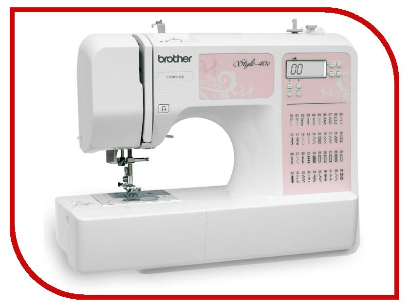 Швейная машинка Brother Style-40e<br>