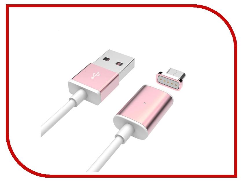 Аксессуар Activ USB - Micro Magnetic 100cm Pink 58472<br>