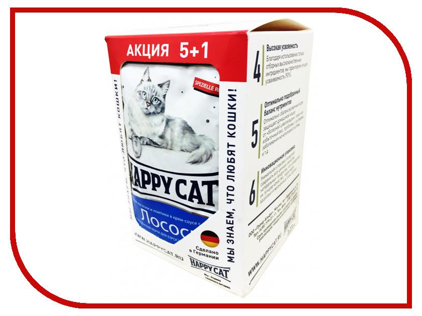 Корм Happy Cat 5+1 100g 022143<br>