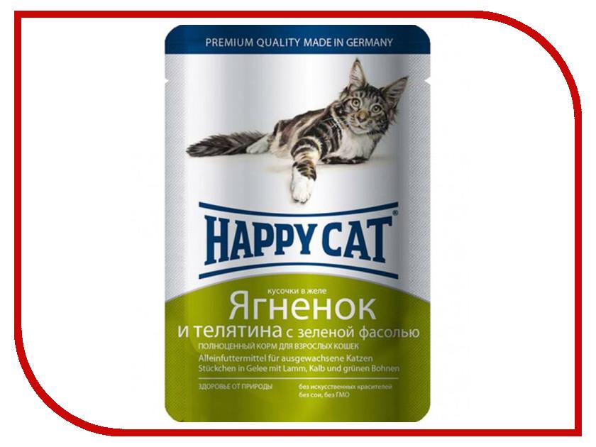 Корм Happy Cat Ягнёнок/Телятина 100g 1002307