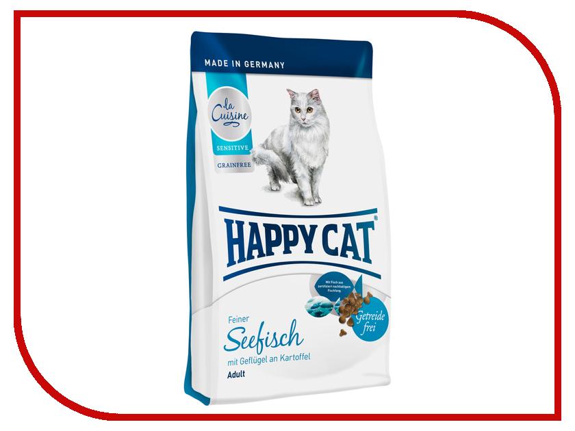 Корм Happy Cat Adult Морская рыба 300g 70138<br>