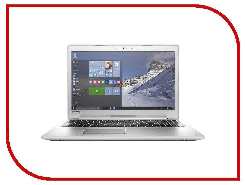 Ноутбук Lenovo IdeaPad 510-15ISK 80SR00B8RK (Intel Core i7-6500U 2.5 GHz/12288Mb/1000Gb/No ODD/nVidia GeForce 940MX 2048Mb/Wi-Fi/Cam/15.6/1920x1080/Windows 10 64-bit)<br>