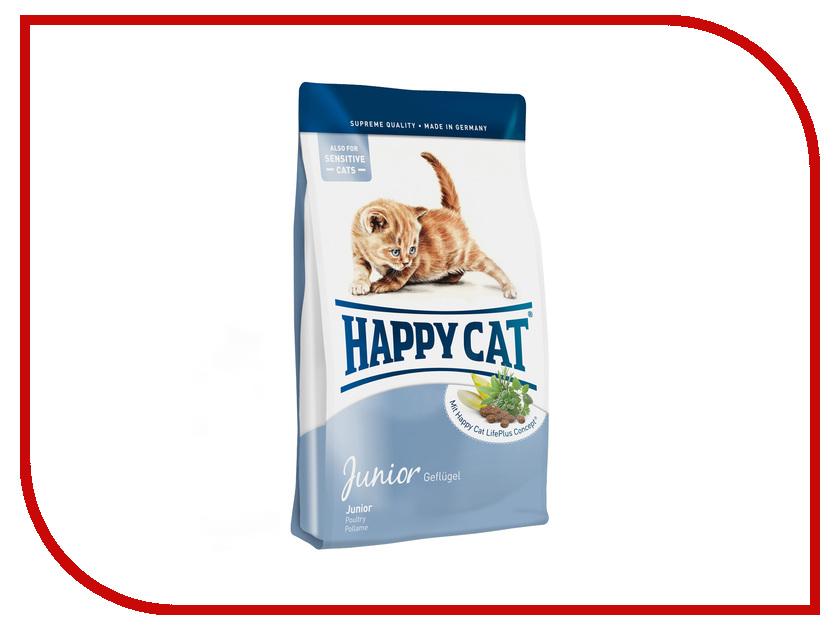 Корм Happy Cat Fit & Well Junior Птица/Лосось/Кролик 300g для котят 70002