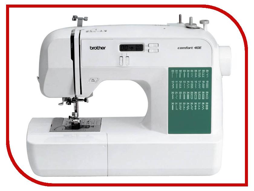 Comfort-40e  Швейная машинка Brother Comfort-40e