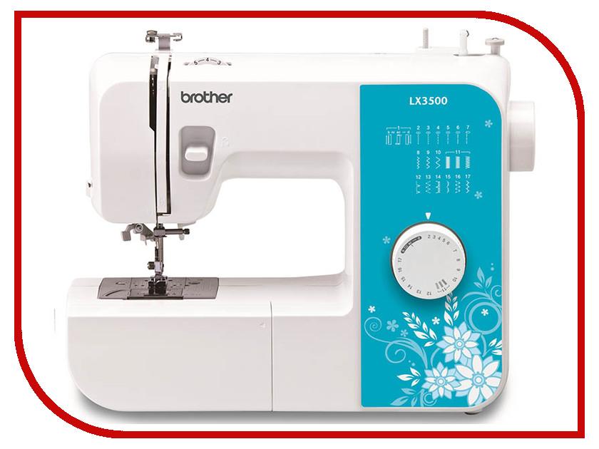 LX-3500  Швейная машинка Brother LX-3500