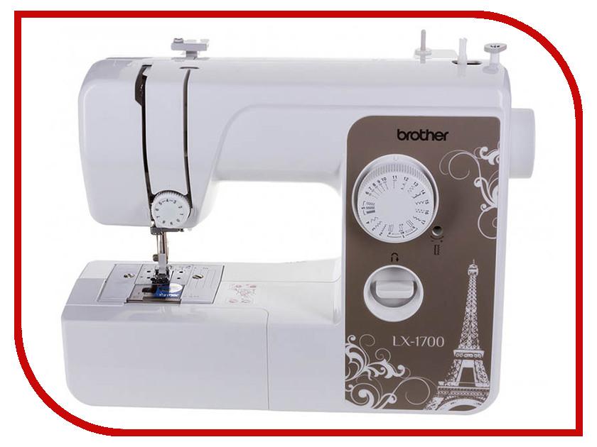 LX-1700  Швейная машинка Brother LX-1700